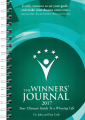 The Winners Journal - Spiral Bound 2017