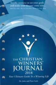 The Christian Winners Journal - Loose Leaf Journal Insert 2018