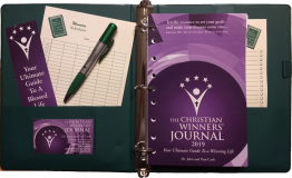 The Christian Winners Journal - Deluxe