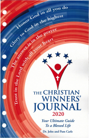 The Christian Winners Journal - Loose Leaf Journal Insert 2020