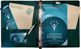 The Winners Journal - Deluxe