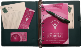 The Winners Journal - Deluxe 2019