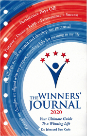 The Winners Journal - Loose Leaf Journal Insert 2020
