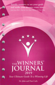 The Winners Journal - Loose Leaf Journal Insert 2019