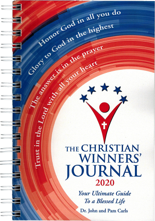 The Christian Winners Journal - Spiral Bound 2020