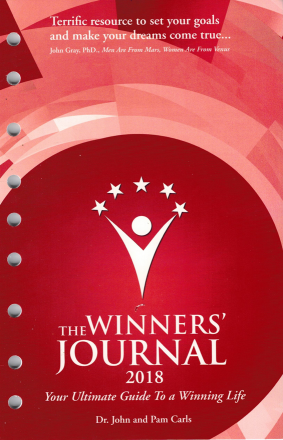 The Winners Journal - Loose Leaf Journal Insert 2018