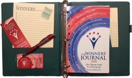 The Winners Journal - Deluxe 2020