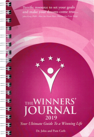 The Winners Journal - Spiral Bound 2019