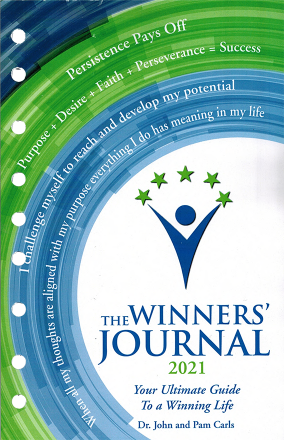 The Winners Journal - Loose Leaf Journal Insert 2021